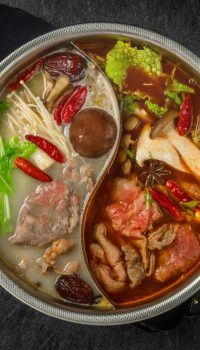 Chinese,Hotpot,And,Exclusive,Pan